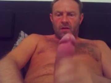 Straight Daddy Huge Cock Play On Cam